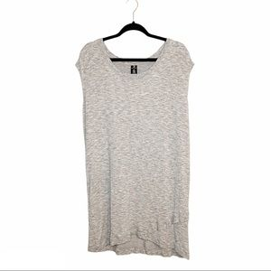 ACTIVE LIFE| Light Gray Casual Athleisure Dress L